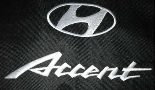 Forros De Asientos Impermeables Para Hyundai Accent