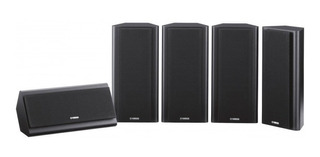 Set De Bafles Yamaha Ns-pb120 Home Theater System 5.0