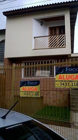 Casa Comercial Para Locação, Vila Aliança, Guarulhos - Ca0261. - Ca0261