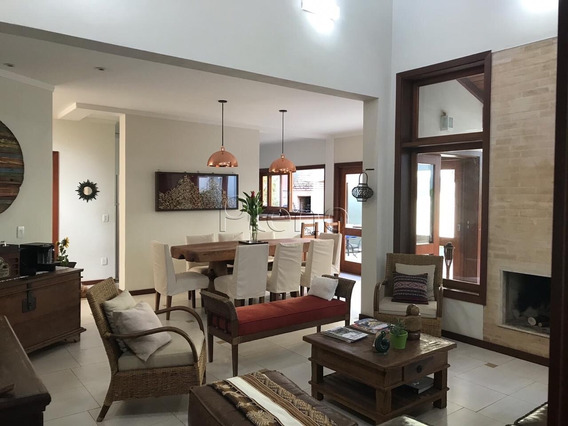 Casa À Venda Em Parque Taquaral - Ca020655