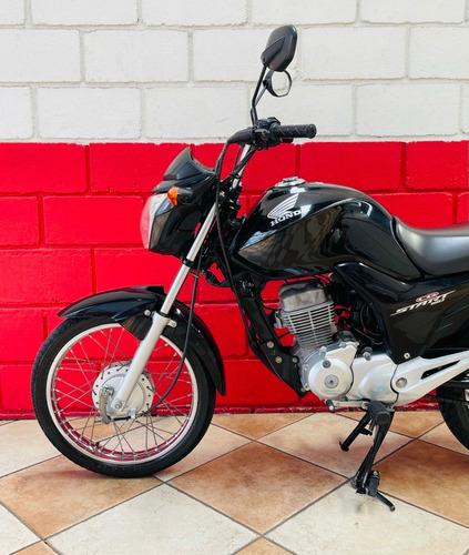 Honda Cg 150 Start - Financiamos - 2015 - Km 40.000