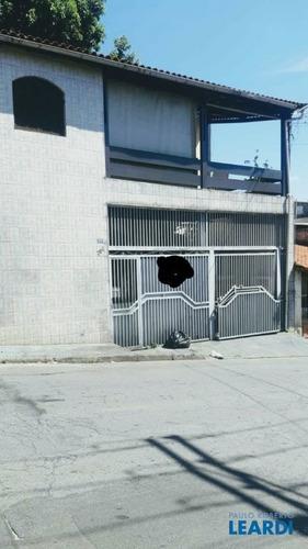 Imagem 1 de 3 de Sobrado - Vila Barros - Sp - 637145