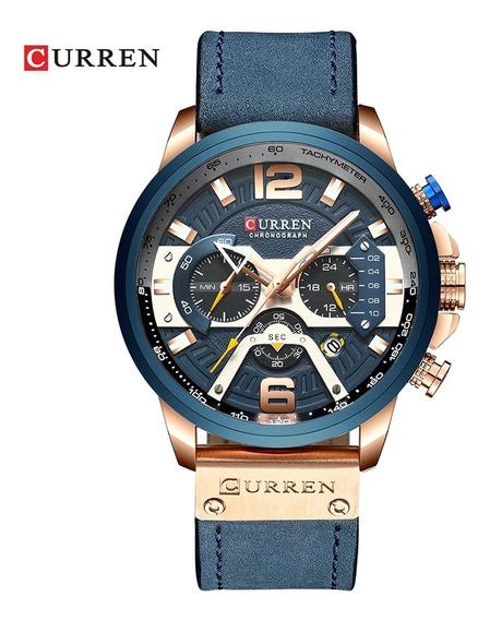 Relógio Curren Lançamento 2019