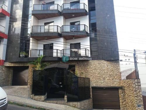 Apartamento 4 Quartos, 1 Suíte, 3 Vagas De Garagem - Cascatinha - Juiz De Fora - Co0172