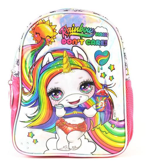 Mochila Poopsie Rainbow Espalda 12 Original