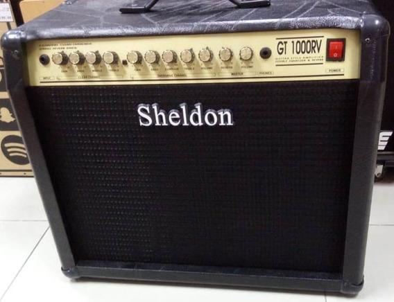 Amplificador Guitarra Sheldon Gt 1000 Rv