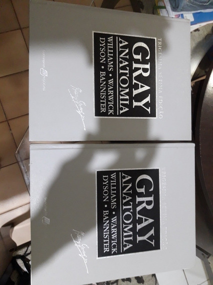 Livro Gray Anatomia