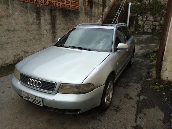 Audi A4 1.8 Turbo Aut. 4p 1998
