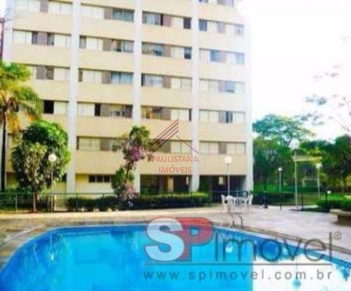 Apartamento Em Condomínio Padrão Para Venda No Bairro Vila Cruzeiro, 3 Dorm, 1 Suíte, 1 Vagas, 118 M². - 85