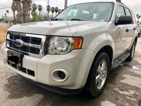 Ford Escape 2.5 Xls Mt 2012