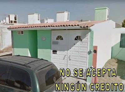 Remate Hipotecario Adjudicado En San Miguel Qro -id8467