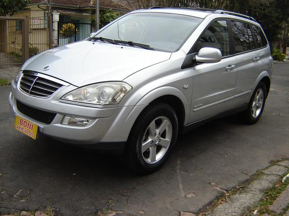 Ssangyong Kyron 2.0 Gls 200ky 4x4 16v Turbo Diesel 4p