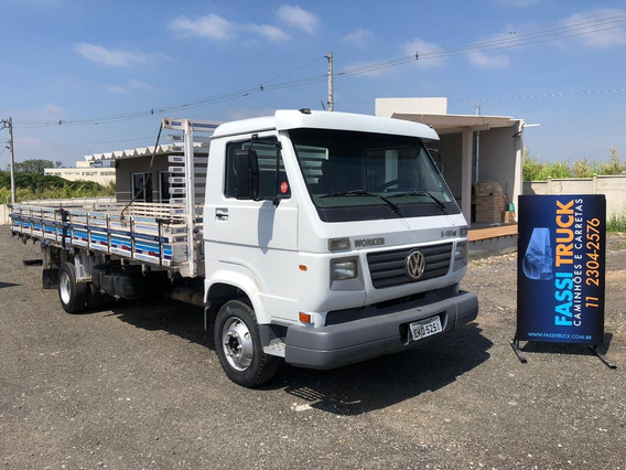 Vw 9150 Worker Ano 2009 Unico Dono Car 6,20mts 1016 915 816