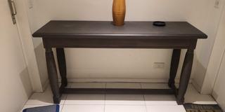 Consola Madera Moderna 1.60mts