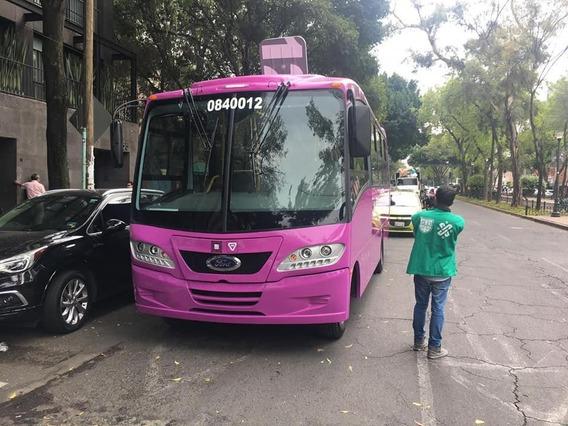 Microbus 2020 Ford De 29 Asientos Nuevos Credito Contado