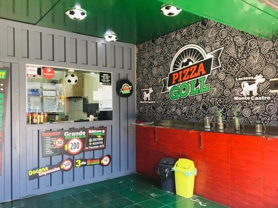 Fondo De Comercio - Pizzeria - Av. Triunvirato 4078