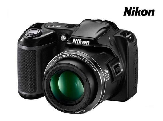 Câmera Digital Nikon Coolpix L810