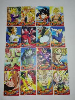 Dragon Ball Z Kai Cartas Coleccionables Lote 2