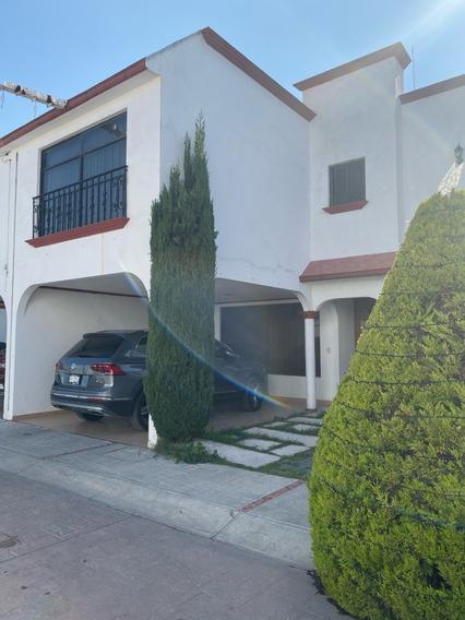 Se Renta Bonita Casa En Privada Autopista Mex- Pachuca