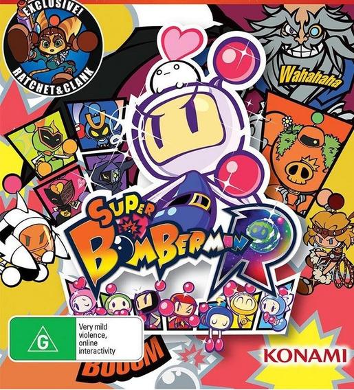 Super Bomberman R Pc Game