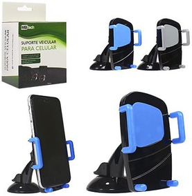 Suporte Automotivo P/ Celular/gps Com Ventosa Mb4l Eletronic