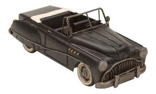 Carro Antigo Buick Conversível - Miniatura Retrô De Metal