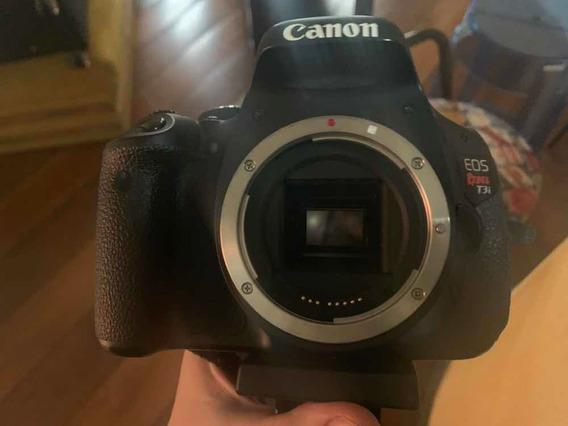 Camera Canon T3i (só Corpo) + Bateria Extra + Bolsa