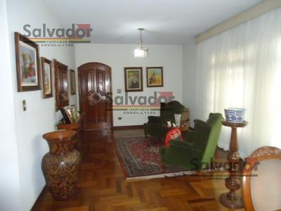 Casa Para Venda, 5 Dormitórios, Jardim Da Saúde - São Paulo - 7243
