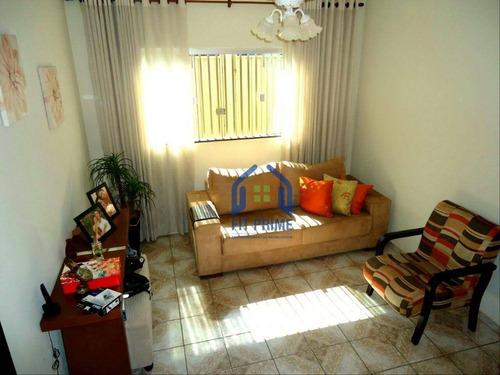 Casa Com 2 Dormitórios À Venda, 180 M² Por R$ 310.000 - Jardim Nazareth - São José Do Rio Preto/sp - Ca1424