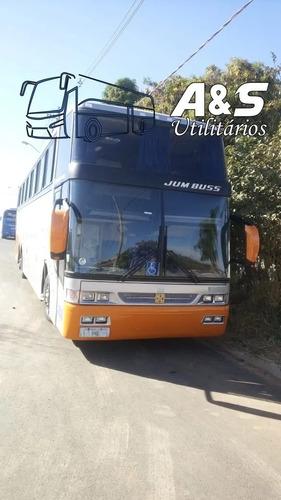 Imagem 1 de 14 de Busscar Jumbuss P-400 Ano 2000 Volvo B12r Ais Ref Ref 600