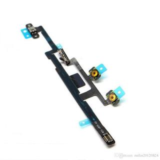 Flex De Volumen iPad Mini 2 Y Mini 3 A1489 A1490 A1491
