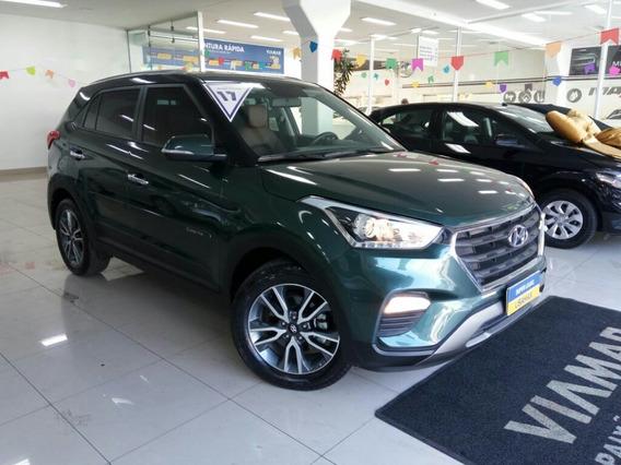 Hyundai Creta 1.6 16v Flex Pulse Automatico 2016/2017