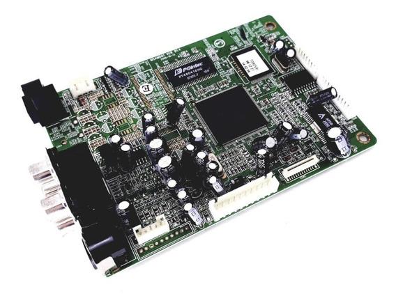 Placa Principal Aparelho De Dvd Toshiba Sd7080 Ss