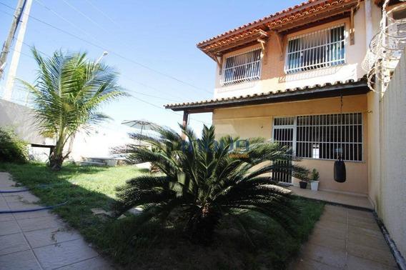 Casa Com 3 Dormitórios Para Alugar, 200 M² Por R$ 2.600/mês - Manoel Dias Branco - Fortaleza/ce - Ca0792