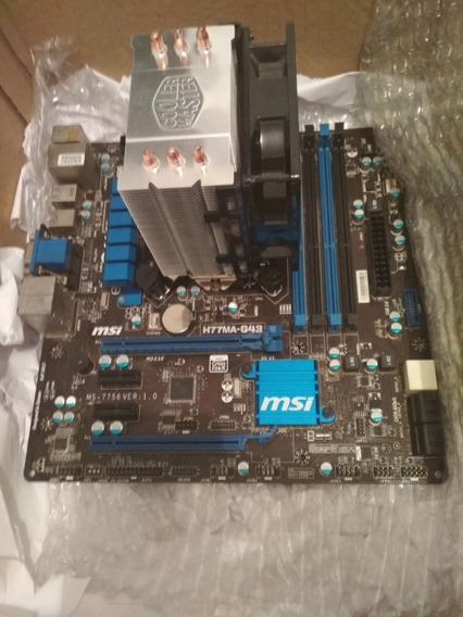 Kit I7 3770 + Placa Mãe