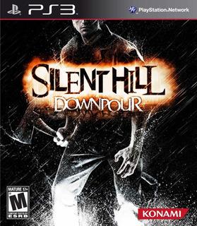 Silent Hill Downpour Ps3 Nuevo Envio Gratis