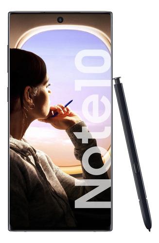 Imagen 1 de 6 de Samsung Galaxy Note10 256 GB Aura black 8 GB RAM