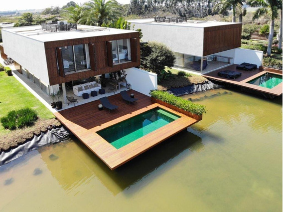 Casa De Condomínio À Venda, 4 Quartos, 3 Vagas, Condomínio Fazenda Boa Vista - Porto Feliz/sp - 10880