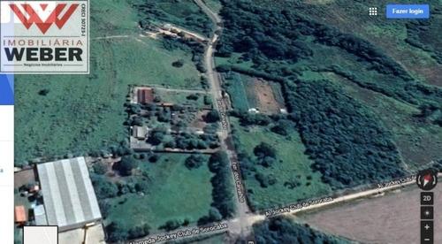 Imagem 1 de 2 de Vende-se/aluga-se 3 Lotes Industriais Que Ao Todo = 7.928 M² Cajuru Do Sul - 711