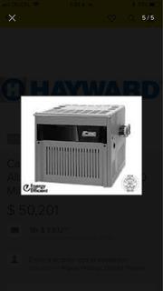 Caldera/calentador Para Alberca Marca Hayward 350000btu