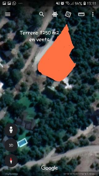 Terreno 1250 M2 En San Martin Andes