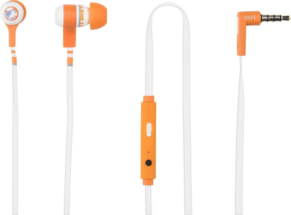 Audifonos Auriculares Cable Swing Star Wars Bb 8 Tribe