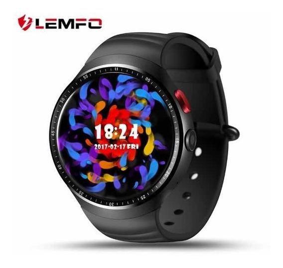 Smartwatch / Reloj Inteligente Lemfo Les1 +lamina De Vidri