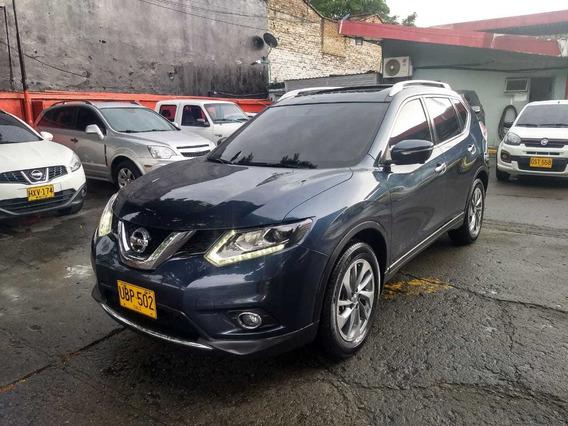 Nissan Xtrail 4x4 7 Puestos T32 Exclusive 2015