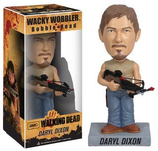 Funko Wacky Wobbler Daryl Dixon Walking Dead #funkonauta
