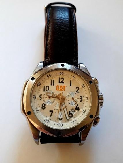 Relógio Carterpillar Yh 143 ( Não Fabrica Mais) Sem Arranhão