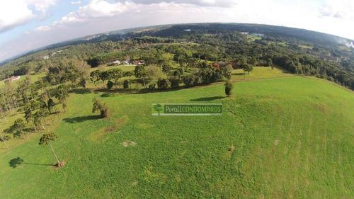 Fazenda Com 3 Dormitórios À Venda, 3000800 M² Por R$ 95.000.000,00 - Cupim Vermelho - Campina Grande Do Sul/pr - Fa0005