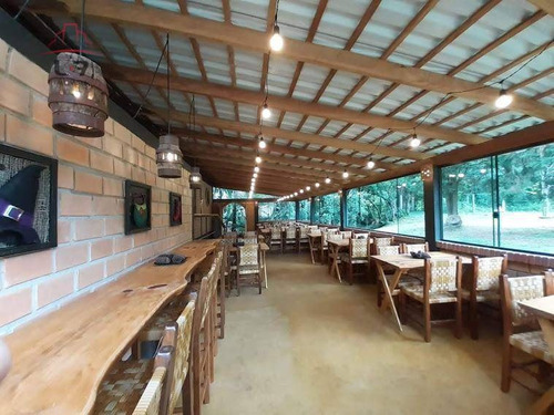 Chácara Com 1 Dormitório Para Alugar, 2000 M² Por R$ 5.000,00/mês - Botiatuva - Campo Largo/pr - Ch0016