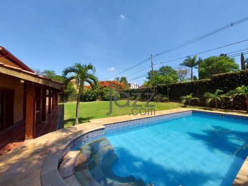 Casa À Venda, 430 M² Por R$ 1.080.000,00 - Barão Geraldo - Campinas/sp - Ca5128