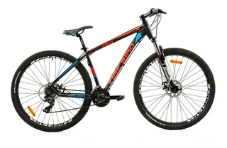 Mountain Bike Rodado 29 Aluminio Halley Binhal 29-21v